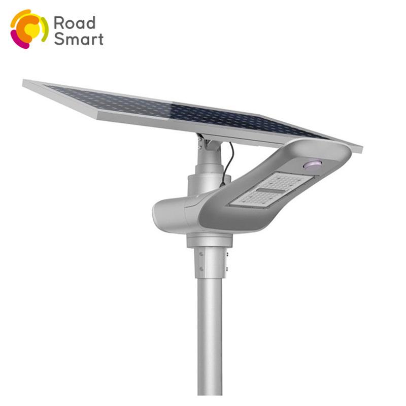 High Brightness 154 LED Solar Street Light