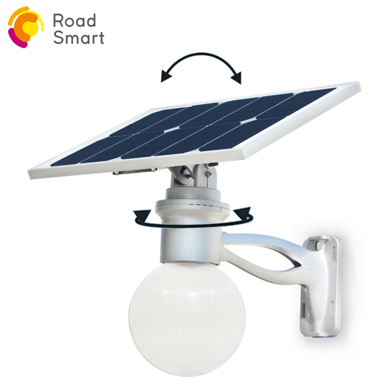 Intelligent Integrated Solar Park Light