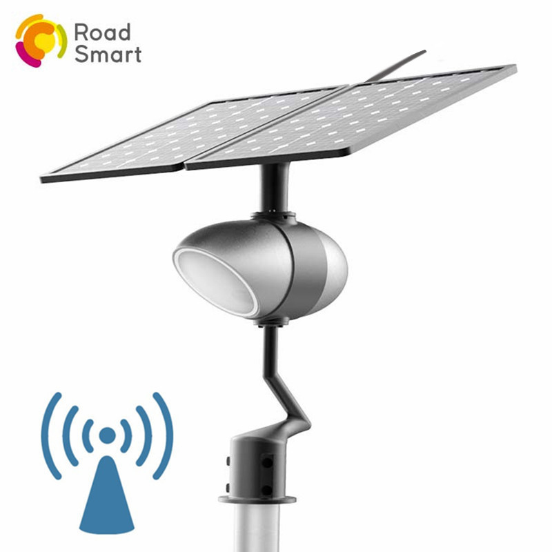 Wireless Smart Solar Garden Light