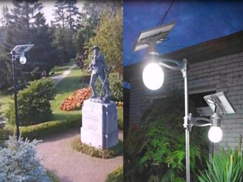 Solar Moon Light Projects